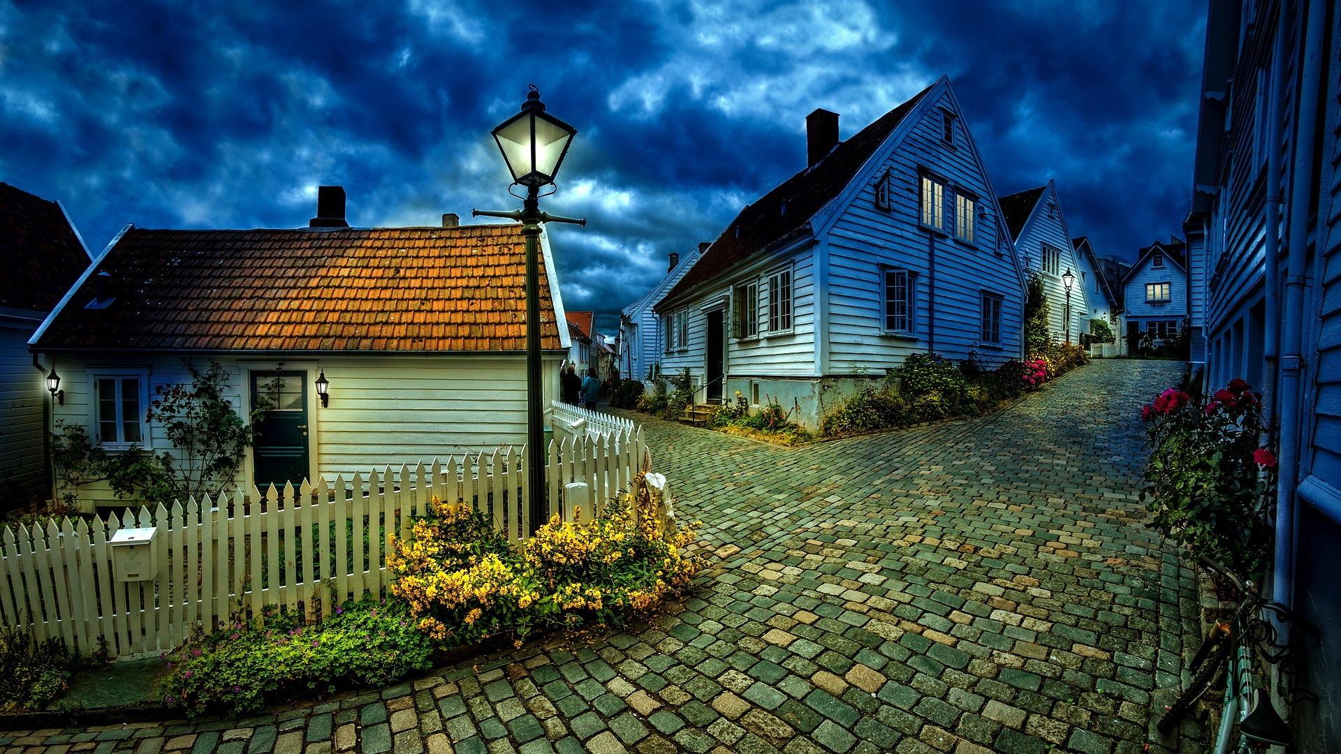Město vesnice rozdíl