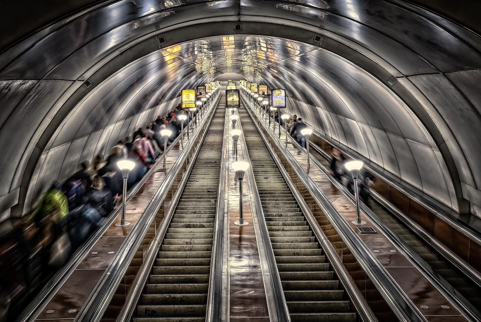 Nejhlubší stanice metra