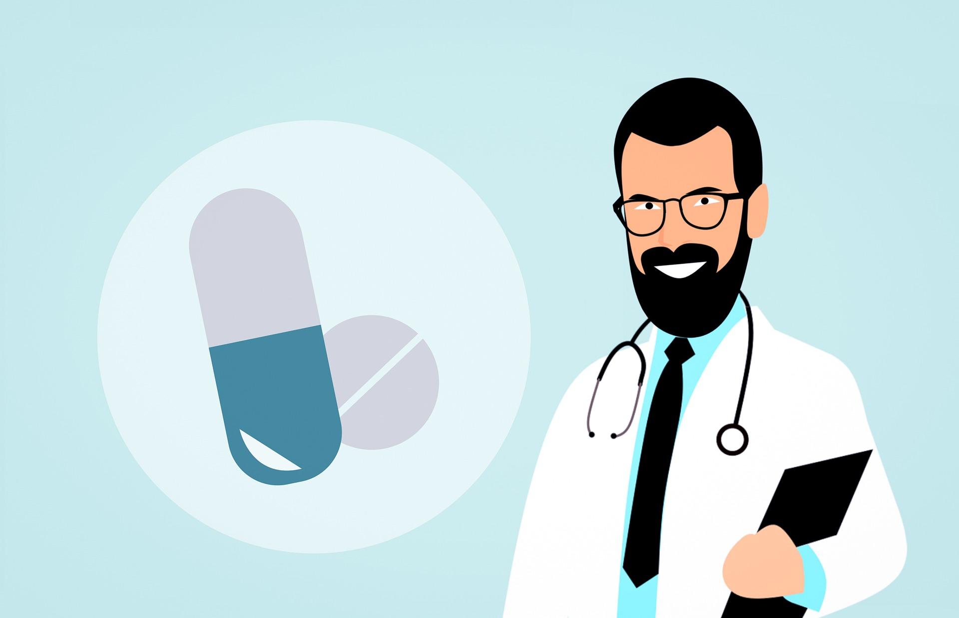 Doktor léky