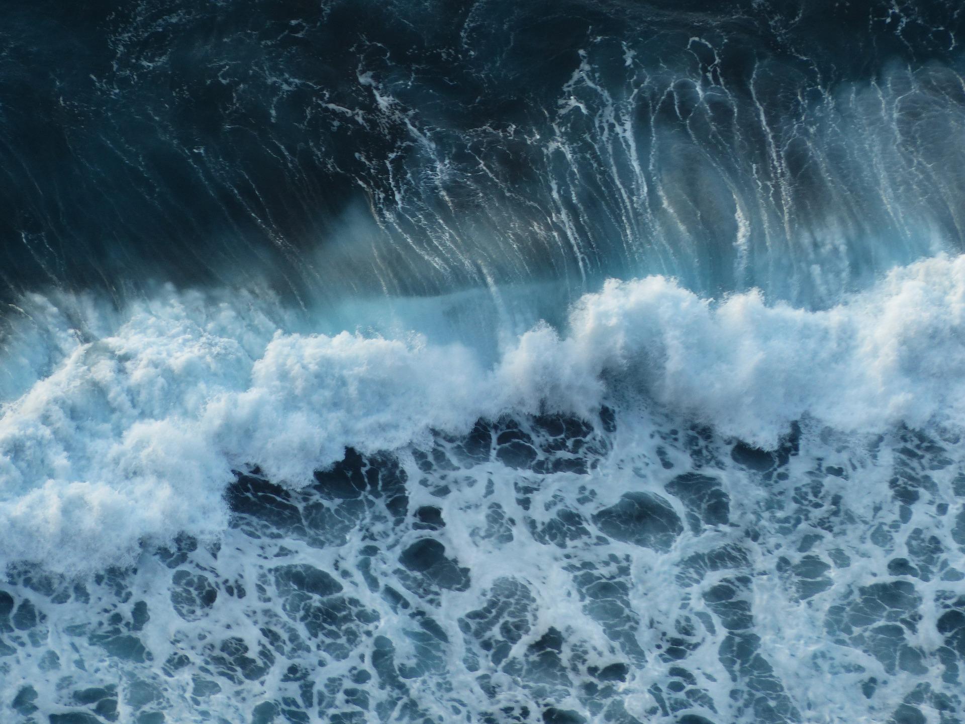 Moře lavina